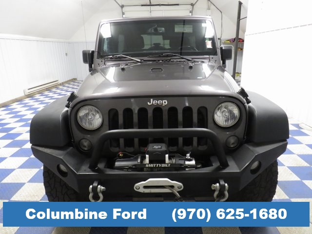 Pre-Owned 2014 Jeep Wrangler Unlimited Rubicon