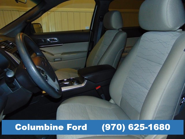 Pre-Owned 2015 Ford Explorer Base