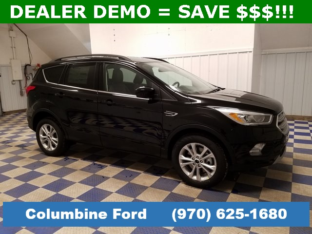 New 2019 Ford Escape SEL Black 4WD for sale in Rifle, CO