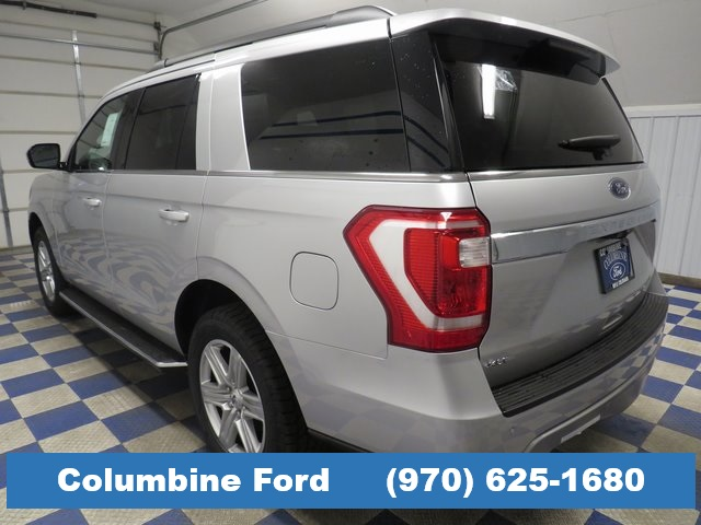 New 2019 Ford Expedition XLT Silver 4WD for sale in Rifle, CO
