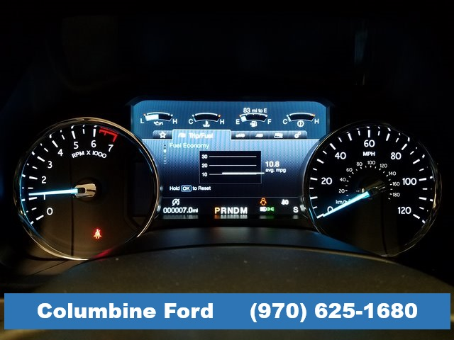 New 2019 Ford Expedition Platinum White With Navigation & 4WD for sale in  Rifle, CO