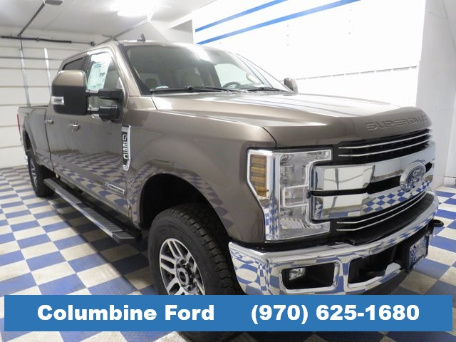 New 2019 Ford F-250SD Lariat 4WD for sale in Rifle, CO