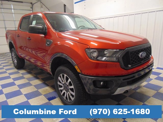 New 2019 Ford Ranger XLT 4WD for sale in Rifle, CO
