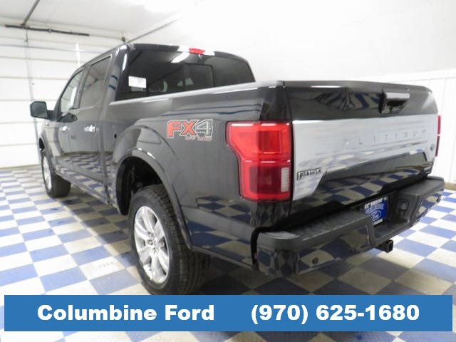 New 2020 Ford F-150 Platinum