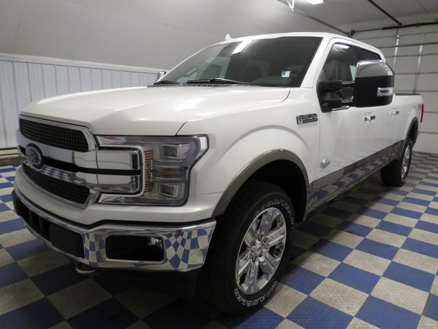 New 2020 Ford F-150 King Ranch
