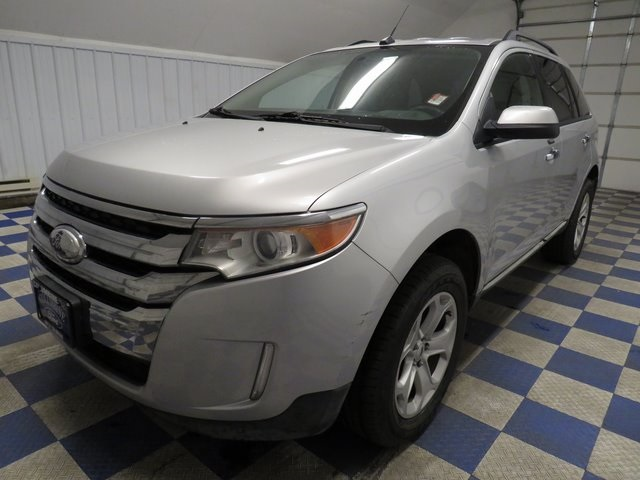 Pre-Owned 2011 Ford Edge SEL