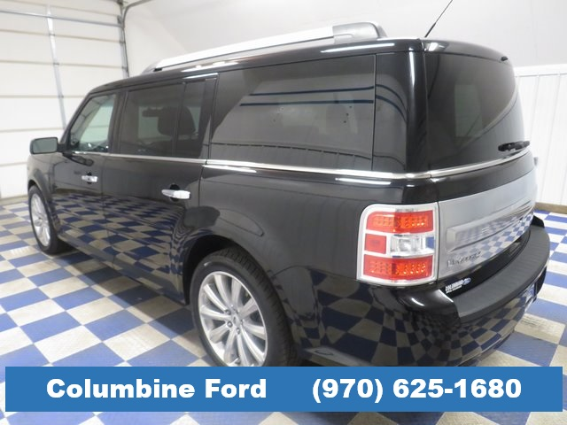 2018 Ford Flex: Comes Unchanged And Possibly As The Last Version >> Pre Owned 2018 Ford Flex Limited Black Awd For Sale In Rifle Co