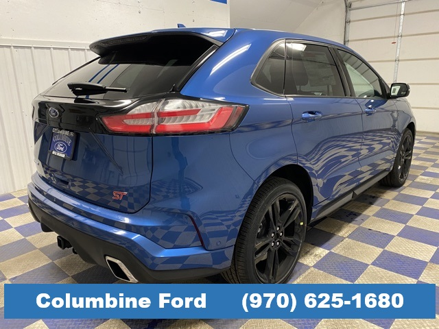 New 2020 Ford Edge ST