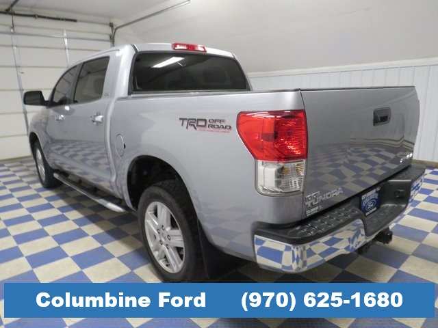 Pre-Owned 2013 Toyota Tundra Grade 4WD for sale in Rifle, CO