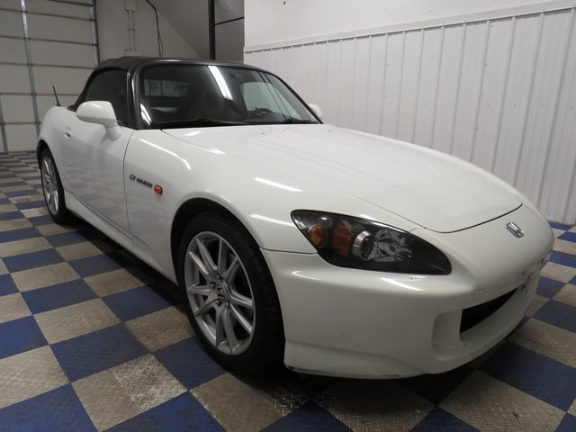 Pre-Owned 2004 Honda S2000 Base