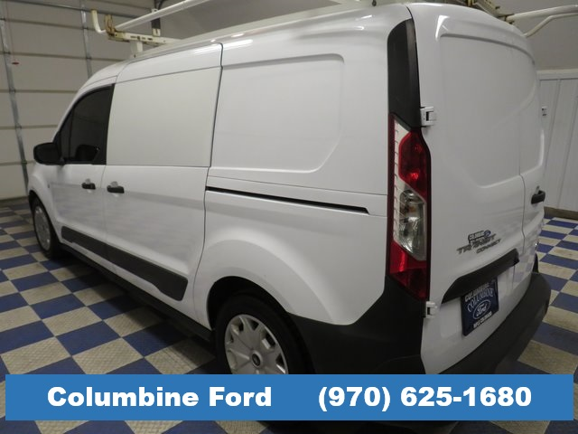 Pre-Owned 2015 Ford Transit Connect XL FWD 4D Cargo Van White for sale in  Rifle, CO