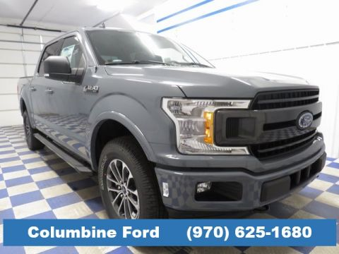 New 2019 Ford F-150 XLT Black 4WD for sale in Rifle, CO